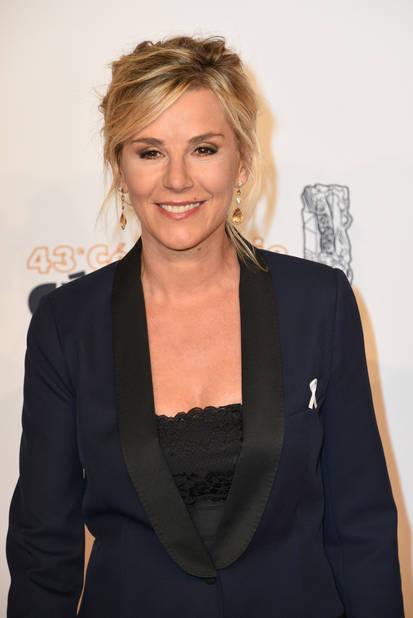 L'ex présentatrice du JT de TF1 était de la partie.