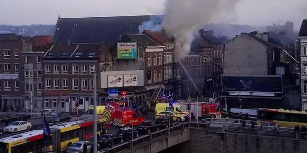 Liège: 2 blessés légers dans l'explosion d'une habitation, le bâtiment sera détruit, 15 personnes doivent être relogées ...