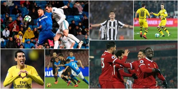 Tout le foot européen en un clic ! - La DH