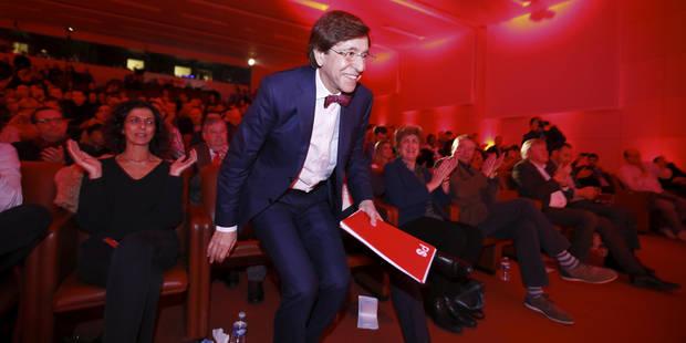Elio Di Rupo ne sera plus bourgmestre de Mons en 2019 - La DH