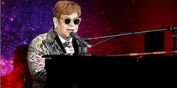 Excédé par un fan, Elton John quitte la scène - La DH