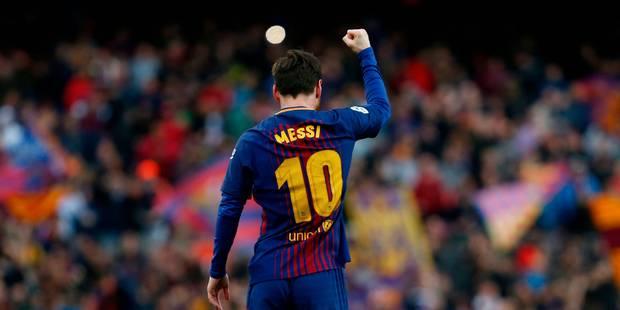 Lionel Messi, le roi du coup franc (VIDEO) - La DH