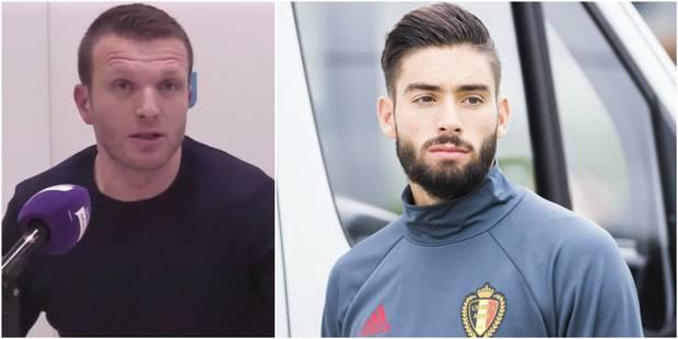 """Thomas Chatelle analyse le transfert de Carrasco: """"Mettre à l'abri sa famille, c'est déjà fait"""" (VIDEO) - La DH"""