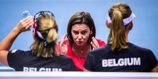 Les Belges connaissent leurs adversaires à Indian Wells - La DH