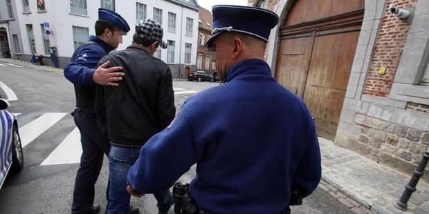 Kalid écope de dix ans de prison pour avoir tailladé un passant à Mons - La DH