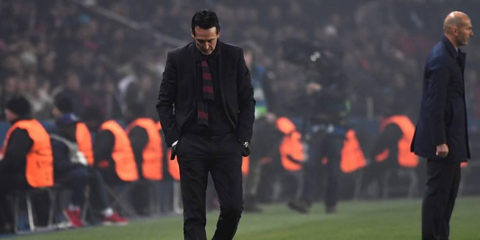 Emery débarqué avant la fin de la saison — PSG