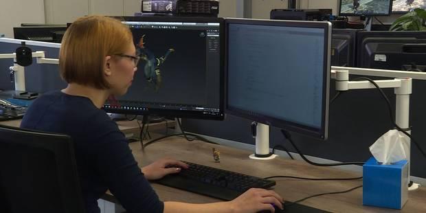 GB: La parité, le défi des studios de jeux vidéo - La DH