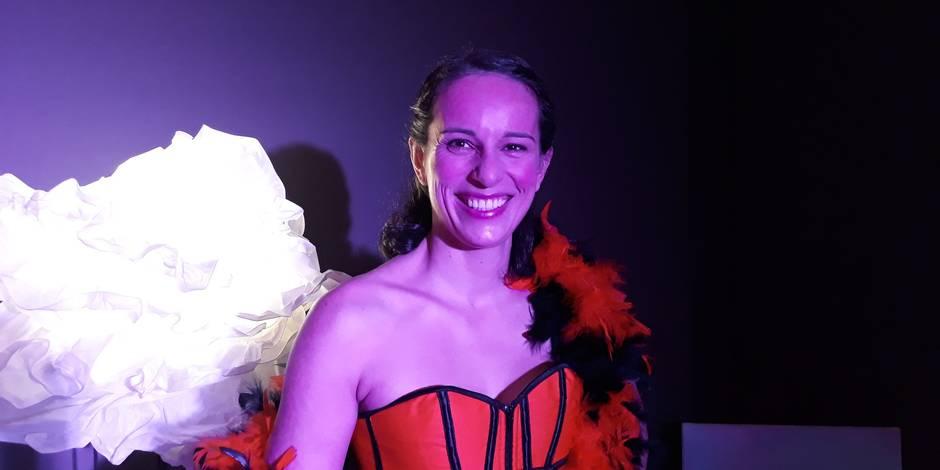 """Résultat de recherche d'images pour """"Cabaret Coquin/Angèle Plaut et le « Pole Dance » photos"""""""