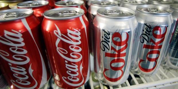 Coca-Cola va lancer sa première boisson alcoolisée - La DH