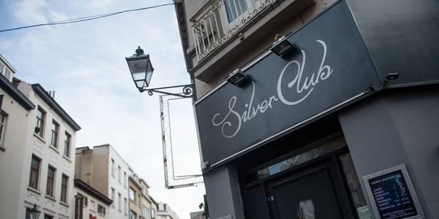 Saint-Gilles : le patron du Silver Club risque 7 ans de prison - La DH