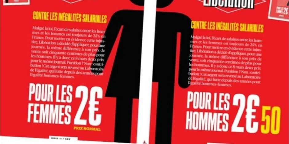 Équité salariale: deux prix différents pour le quotidien français