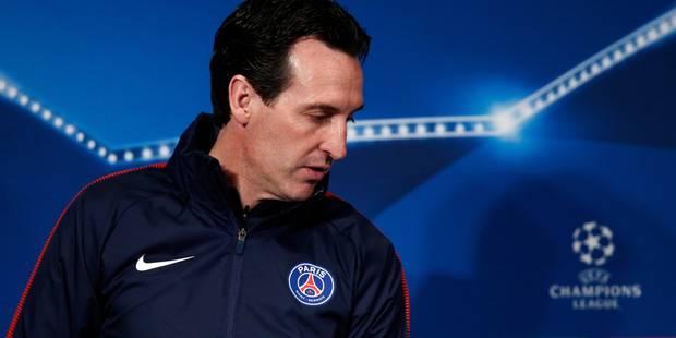 Un entraîneur italien contacté par le PSG pour remplacer Unai Emery - La DH