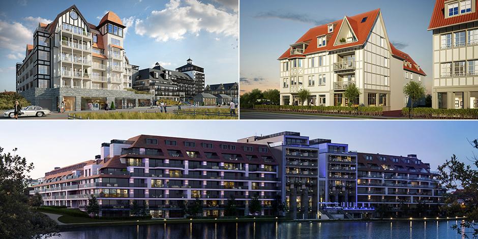 Immobilier : La Côte belge s'est allongée de plusieurs dizaines de km, les promoteurs belges se frottent les mains - La ...