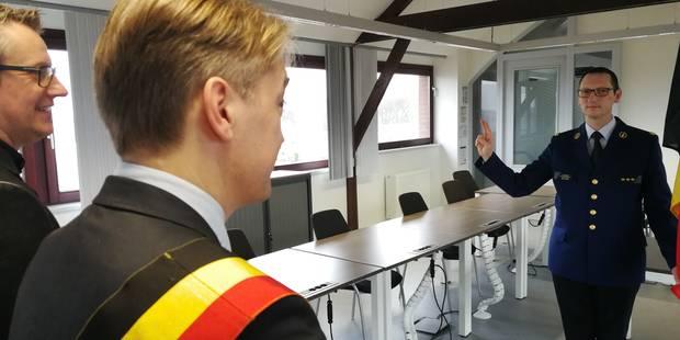 La zone de police des Hauts Pays a son nouveau chef de corps - La DH