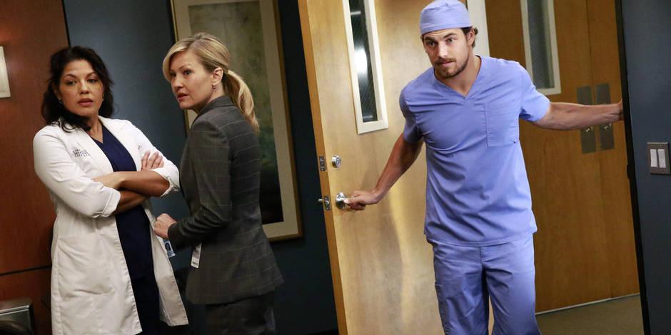 Deux actrices importantes éjectées de la série — Grey's Anatomy