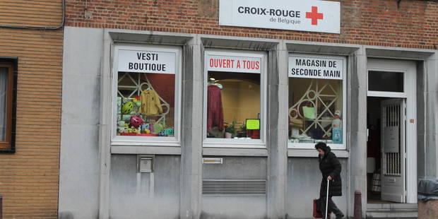 Croix-Rouge du Val d'Aulne: Une aide pour que les enfants rendent visite à leurs parents en prison - La DH