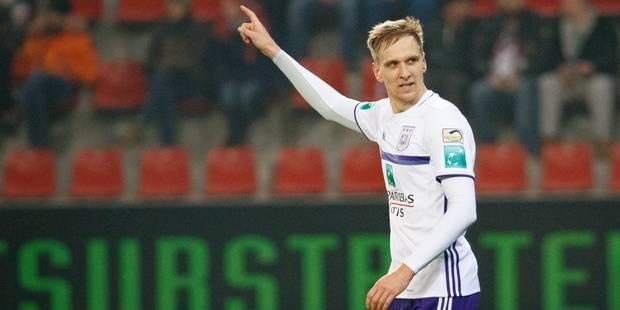 Teodorczyk repris en équipe nationale - La DH