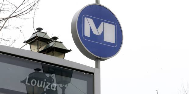 Colis suspect à la station de métro Herrmann-Debroux à Bruxelles: fausse alerte - La DH