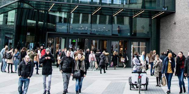 Comptages piétons à Charleroi : des chiffres officiels... à côté de la réalité ! - La DH