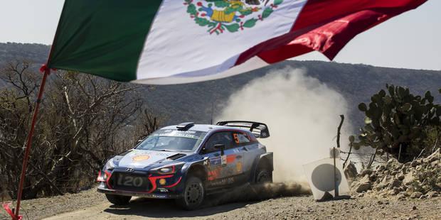 WRC: Thierry Neuville 7e à plus de 2 minutes après la 2e journée, Loeb est 2e derrière Sordo - La DH