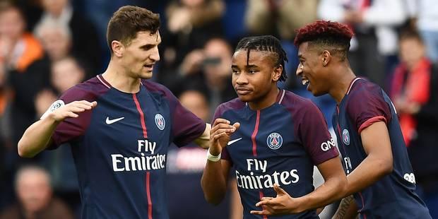 Ligue 1: après la claque du Real, le PSG se venge sur Metz - La DH