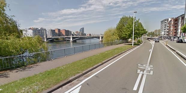 Liège: un corps repêché dans la Meuse - La DH