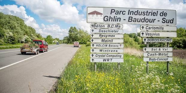Saint-Ghislain : 6,7 millions pour l'éco-zoning - La DH