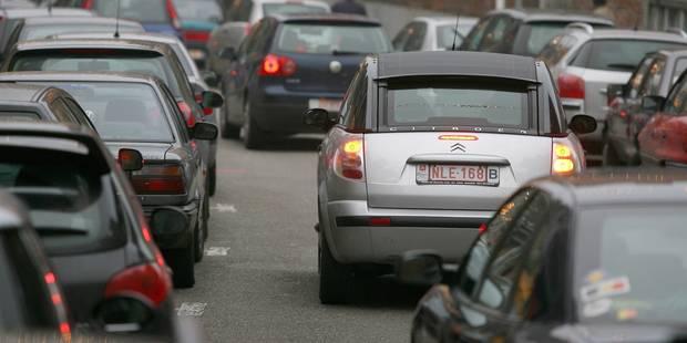 Embouteillages: les 10 nouvelles mesures wallonnes pour mieux gérer le trafic routier - La DH