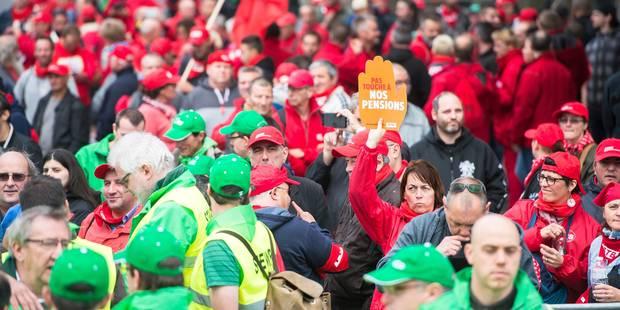 Réforme des pensions : les profs du nord et du sud du pays s'unissent sur la question de la pénibilité - La DH