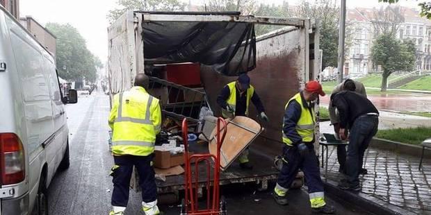 Saint-Gilles : Retour de la déchetterie mobile - La DH