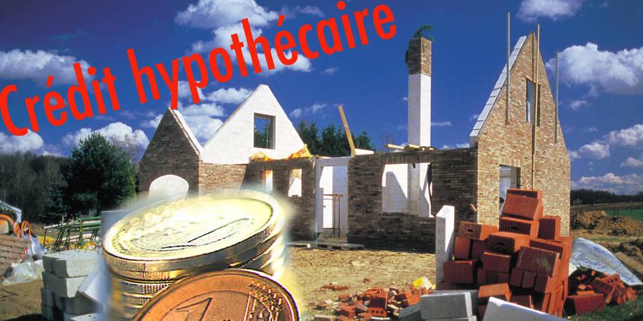 Crédit hypothécaire: emprunter sans apport, c'est encore possible (TABLEAU) - La DH
