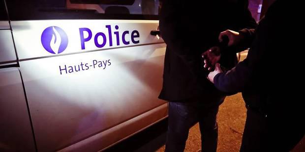 Dour: Sans permis, il a foncé sur un policier - La DH