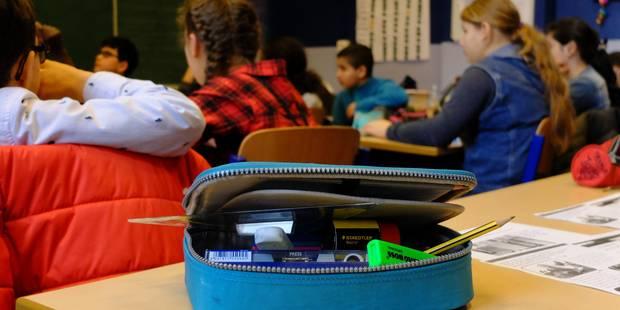 L'école Julie et Mélissa de Grâce-Hollogne fermée pour des analyses de l'air - La DH