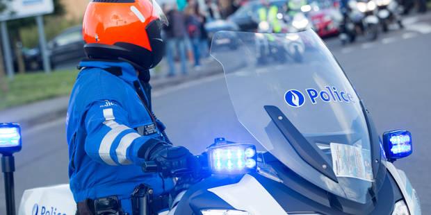 Boussu: Un faux policier motard arrête et arnaque une dame de 73 ans - La DH
