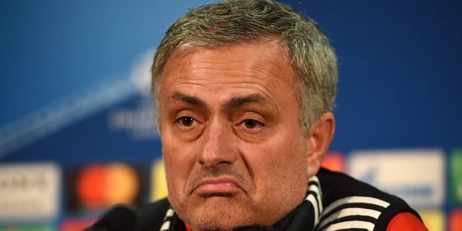 José Mourinho recadre Frank de Boer