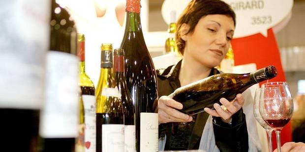 Des femmes viennent montrer leurs talents avec le vin à Charleroi - La DH