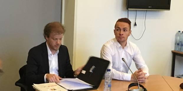 Commission des litiges: peine réduite à deux matches pour Trebel - La DH