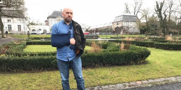 De lourdes séquelles après son agression à Tournai - La DH