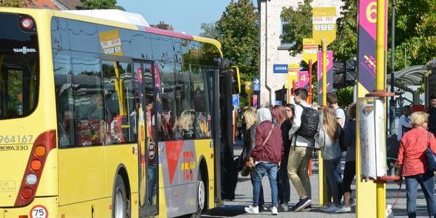 Payer le bus chaque mois? au tarif annuel? Une économie de 147 euros par enfant! - La DH