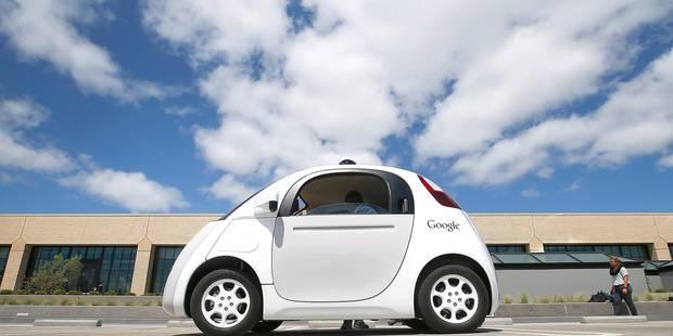 Les voitures sans chauffeur: plus besoin d'assurance ? - La DH