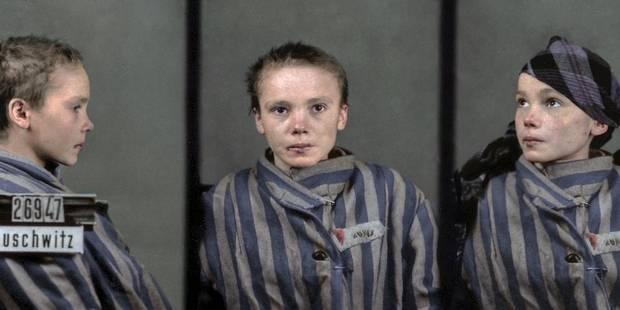 Les photos colorisées d'une jeune ado assassinée à Auschwitz provoquent une vague d'émotion sur les réseaux (PHOTOS) - L...