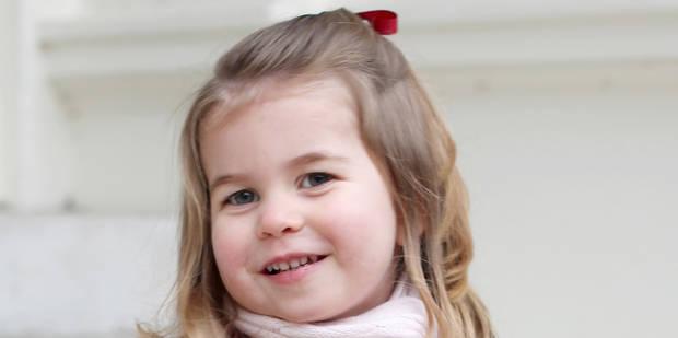 Voici le passe-temps préféré de la princesse Charlotte - La DH
