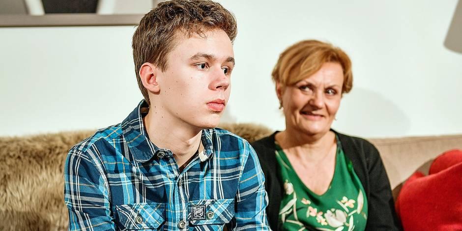 L'histoire incroyable de Jakob, 17 ans, qui a réappris à parler en un an - La DH