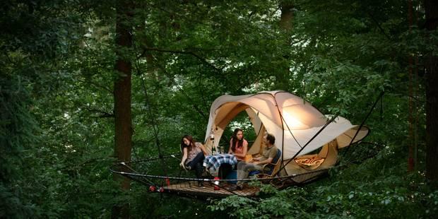 Han : dormir dans les arbres - La DH