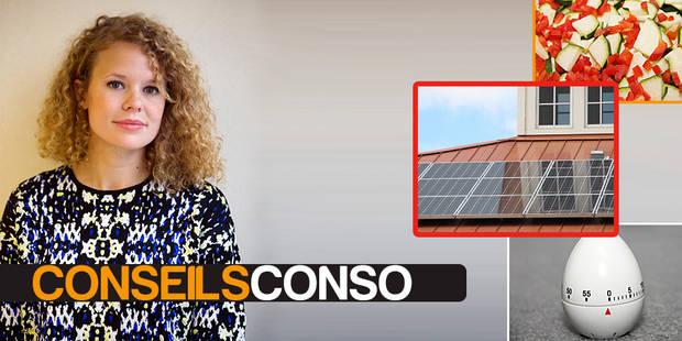 Faut-il nettoyer ses panneaux solaires ? Il faut vérifier l'ombrage... - La DH