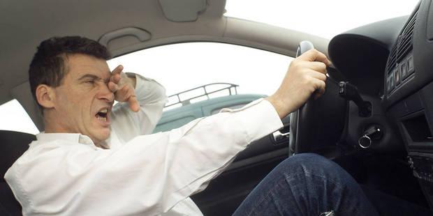 Vias est formel: un conducteur sur 20 somnole au volant - La DH