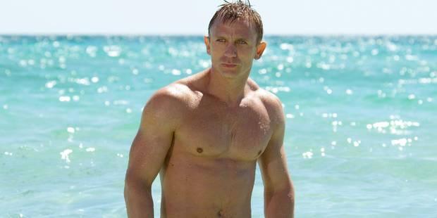 James Bond à la plage - La DH
