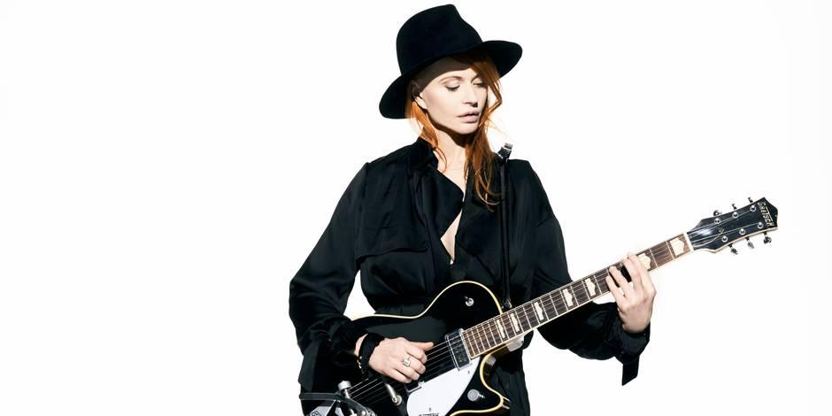 """Axelle Red: """"Mes chansons, c'est ma vie"""" - La DH"""