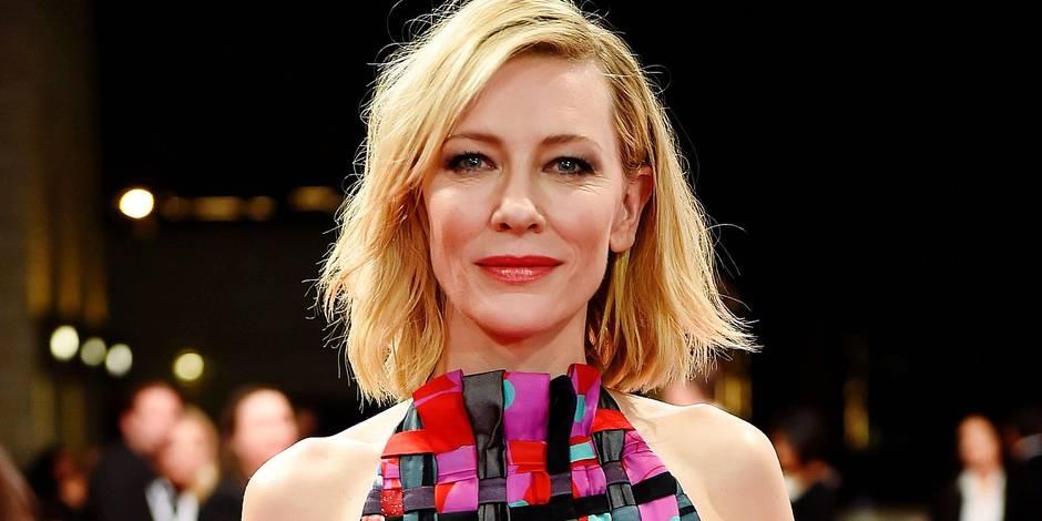 Cate Blanchett, actrice de tous les superlatifs - La DH