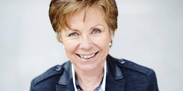 """Sybille de Coster Bauchau: """"Je suis engagée, cela fait partie de mon ADN"""" - La DH"""